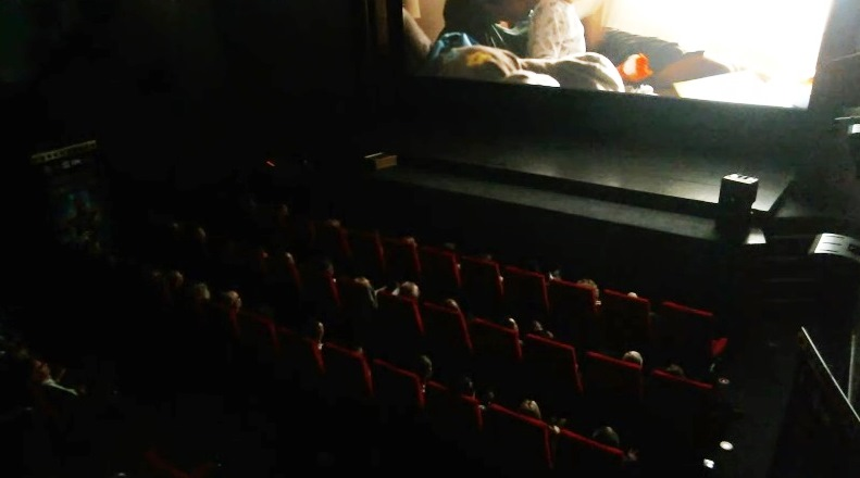 Cinema indoor camera